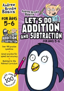 Let's do Addition and Subtraction 5-6, Paperback / softback Book