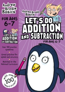 Let's do Addition and Subtraction 6-7, Paperback / softback Book