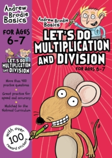 Let's Do Multiplication and Division 6-7, Paperback Book
