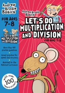 Let's Do Multiplication and Division 7-8, Paperback Book