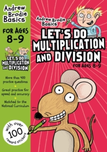 Let's Do Multiplication and Division 8-9, Paperback Book