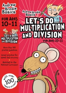 Let's do Multiplication and Division 10-11, Paperback / softback Book