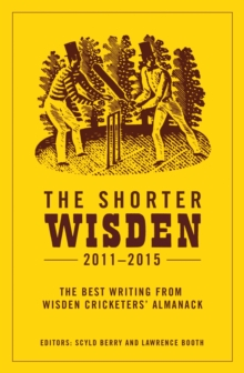 The Shorter Wisden 2011 - 2015, EPUB eBook