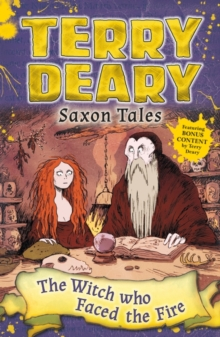 Saxon Tales: The Witch Who Faced the Fire, Paperback Book