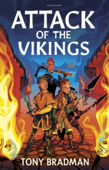 Attack of the Vikings, Paperback / softback Book