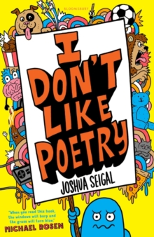 I Don't Like Poetry, Paperback / softback Book