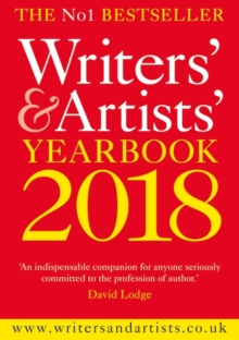 Writers' & Artists' Yearbook 2018, Paperback Book