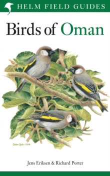 Birds of Oman, Paperback / softback Book