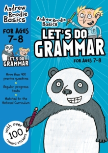Let's do Grammar 7-8, Paperback Book