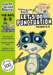 Let's do Punctuation 8-9, Paperback Book