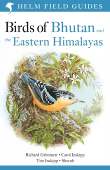 Birds of Bhutan and the Eastern Himalayas, Paperback / softback Book