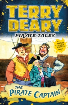 Pirate Tales: The Pirate Captain, Paperback / softback Book