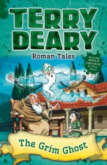 Roman Tales: the Grim Ghost, Paperback Book