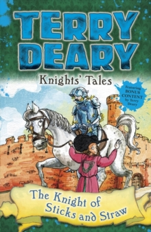 Knights' Tales: The Knight of Sticks and Straw, Paperback Book