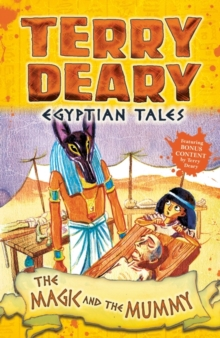Egyptian Tales: the Magic and the Mummy, Paperback Book