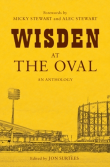 Wisden at the Oval, Hardback Book