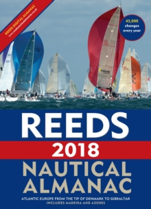 Reeds Nautical Almanac 2018, Paperback Book