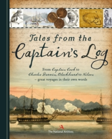 Tales from the Captain's Log, Hardback Book