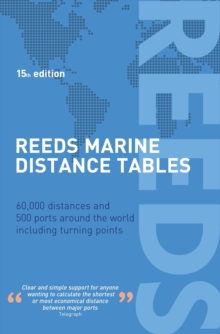 Reeds Marine Distance Tables 15th edition, Paperback Book