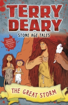 Stone Age Tales: The Great Storm, Paperback / softback Book