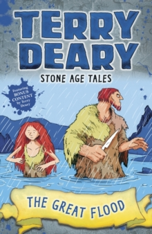 Stone Age Tales: The Great Flood, Paperback / softback Book