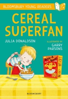 Cereal Superfan: A Bloomsbury Young Reader, Paperback / softback Book