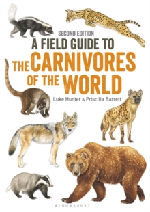 Field Guide to Carnivores of the World, 2nd edition, Paperback / softback Book