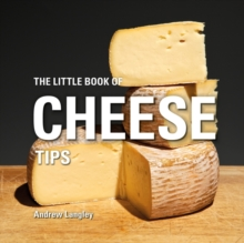 The Little Book of Cheese Tips, Hardback Book