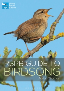 RSPB Guide to Birdsong, Paperback / softback Book