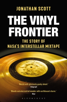 The Vinyl Frontier : The Story of the Voyager Golden Record, EPUB eBook
