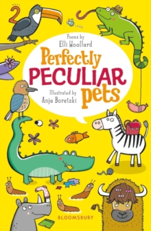 Perfectly Peculiar Pets, Paperback / softback Book