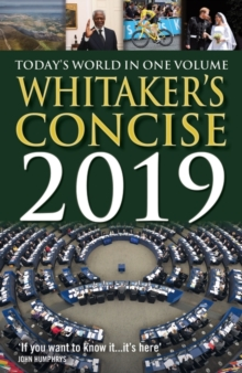 Whitaker's Concise 2019, Paperback / softback Book