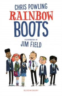 Rainbow Boots, Paperback / softback Book