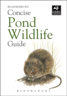 Concise Pond Wildlife Guide, Paperback / softback Book