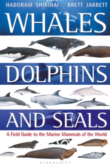 Whales, Dolphins and Seals : A field guide to the marine mammals of the world, Paperback / softback Book