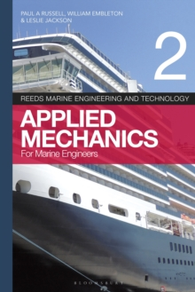 Reeds Vol 2: Applied Mechanics for Marine Engineers, Paperback / softback Book