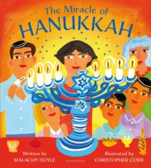 The Miracle of Hanukkah, Hardback Book