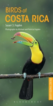 Birds of Costa Rica, Paperback / softback Book