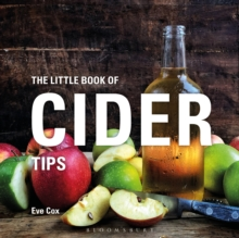 The Little Book of Cider Tips, Hardback Book