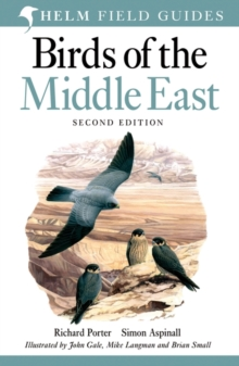 Birds of the Middle East, EPUB eBook