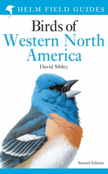 Field Guide to the Birds of Western North America, Paperback / softback Book