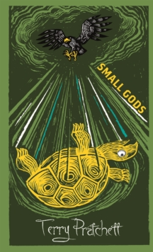 Small Gods : Discworld: The Gods Collection, Hardback Book
