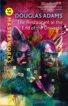 The Restaurant at the End of the Universe, Hardback Book