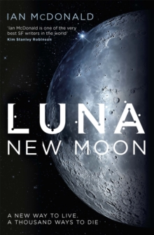Luna : New Moon, Paperback / softback Book