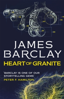 Heart of Granite : Blood & Fire 1, Paperback Book