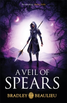 A Veil of Spears, Paperback Book