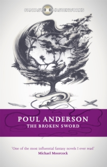 The Broken Sword, Paperback Book