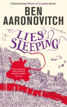 Lies Sleeping : The Seventh Rivers of London novel, Paperback / softback Book