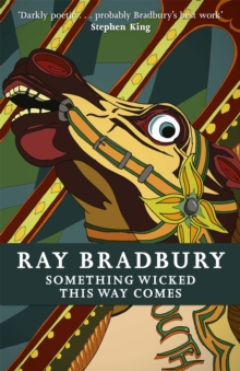 Something Wicked This Way Comes, Paperback Book