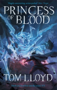Princess of Blood : Book Two of The God Fragments, Hardback Book